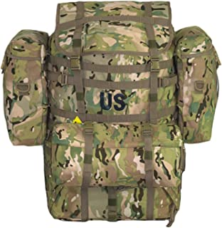 US Military Surplus Molle II Large Rucksack Assembly(OCP) Army Tactical Backpack Multicam