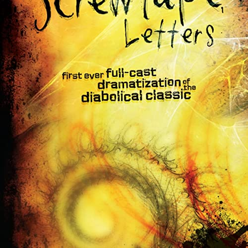audio the screwtape book letters