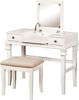 Best linon home angela 2 piece vanity set Reviews