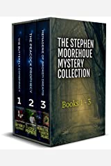The Stephen Moorehouse Mystery Collection Kindle Edition