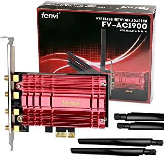 PC/Hackintosh - Handoff and Continuity 802.11AC Desktop Wifi Card PCI Express Wlan Card BCM94360 ac1900 Wifi 802.11A/B/G/N...