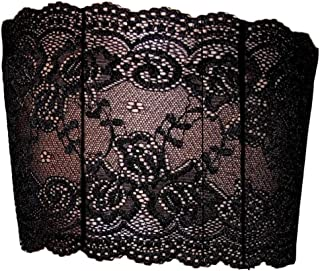 Pocket Innerwear Womens Stretch Lace Garter with Tech Pocket for Cell Phones and Insulin Pumps