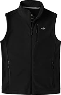 Men's Mountain Fleece Vest Sleeveless Jacket Outerwear Windbreaker