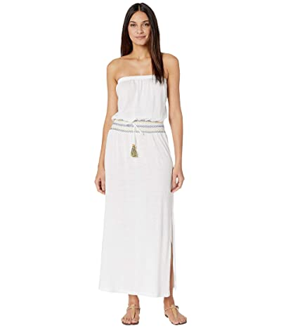 SOLUNA SWIM Sunset Dress (White) Women
