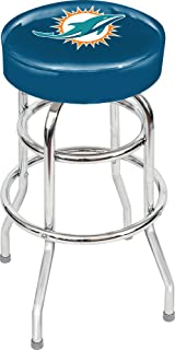 nfl bar stools with back