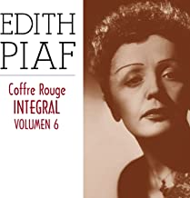 EDITH PIAF COFRE ROUGE INTEGRAL (1955-1962) Vol. 6