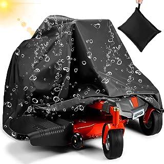 Waterdichte zitmaaiers Cover Tractorhoes met trekkoord Winterbeschermende 4 maten voor grasmaaiers van verschillende merke...