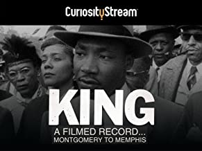 King: A Filmed Record …Montgomery To Memphis
