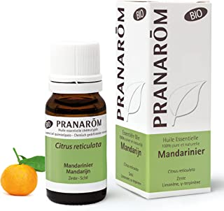 Pranarôm | Huile essentielle Mandarinier BIO | Zeste | 10 ml