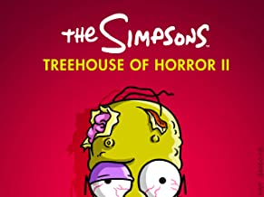 The Simpsons: Treehouse of Horror Season 2