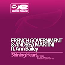Shining heart (feat. Ann Bailey) (French Government vocal mix)