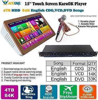 Amazon ca: touchscreen - ACEUME / DJ, Electronic Music & Karaoke