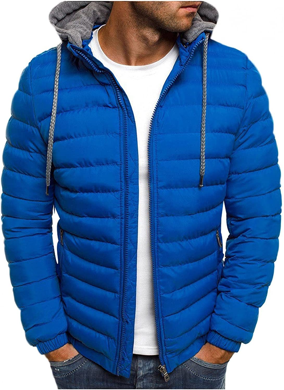 Men's Winter Hoodie Oakland Mall Fleece Sweatshirt Zip Sale special price Leisur Thick Full Warm