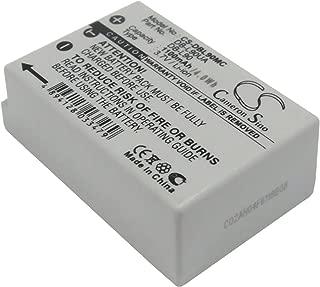 Cameron Sino 1100mAh Battery for Sanyo VPC-SH1, VPC-SH1GX, VPC-SH1R