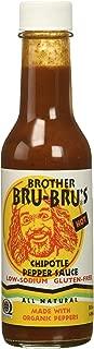 Brother Bru Bru's African Hot Pepper Sauce, 5 oz