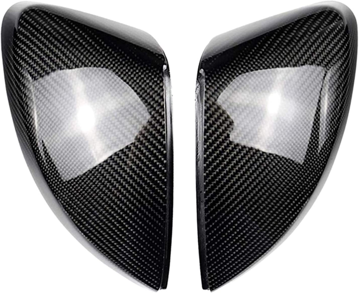 SHUAI Popular products 1 Pair Side Mirror Covers A3 Audi Classic Fit S3 Cars for