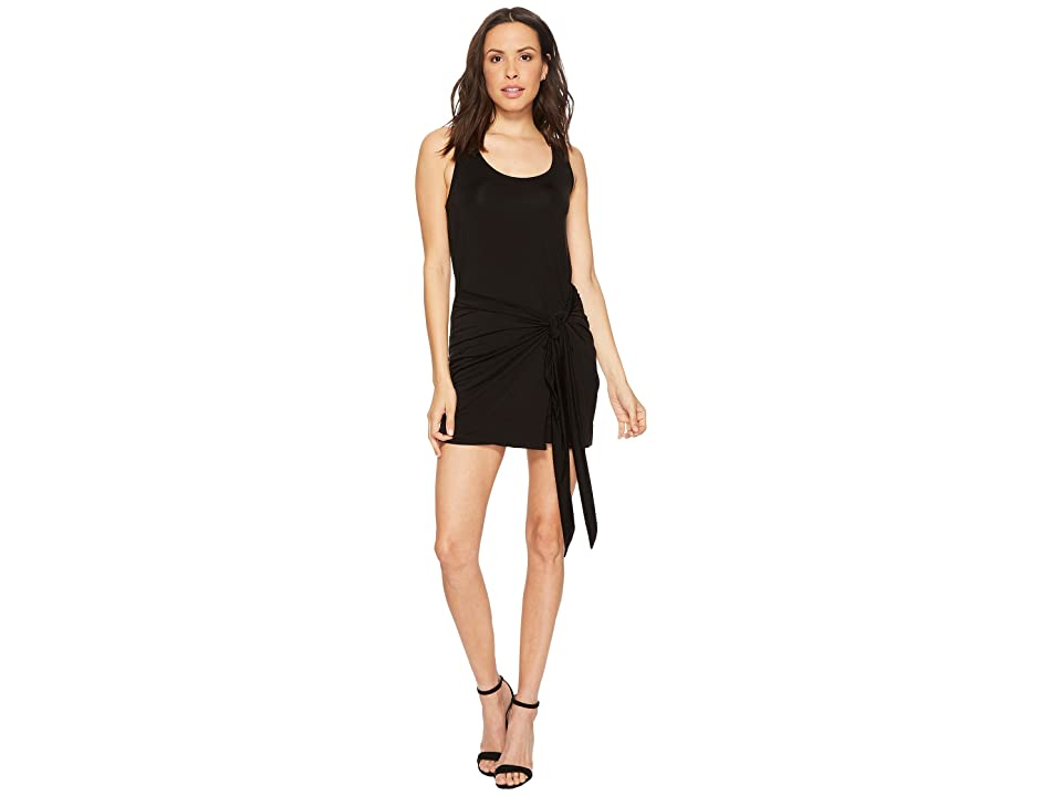Young Fabulous & Broke Ferro Dress (Black/Solid) Women