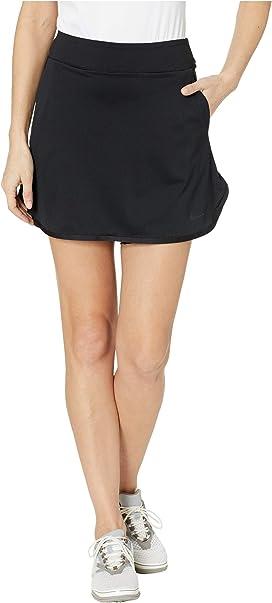 38807eda74 PUMA Golf PWRSHAPE Solid Knit Skirt at Zappos.com