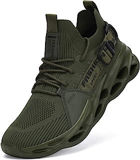 أحذية التنس Nihaoya الرياضية للرجال للمشي والجري أحذية التنس العصرية