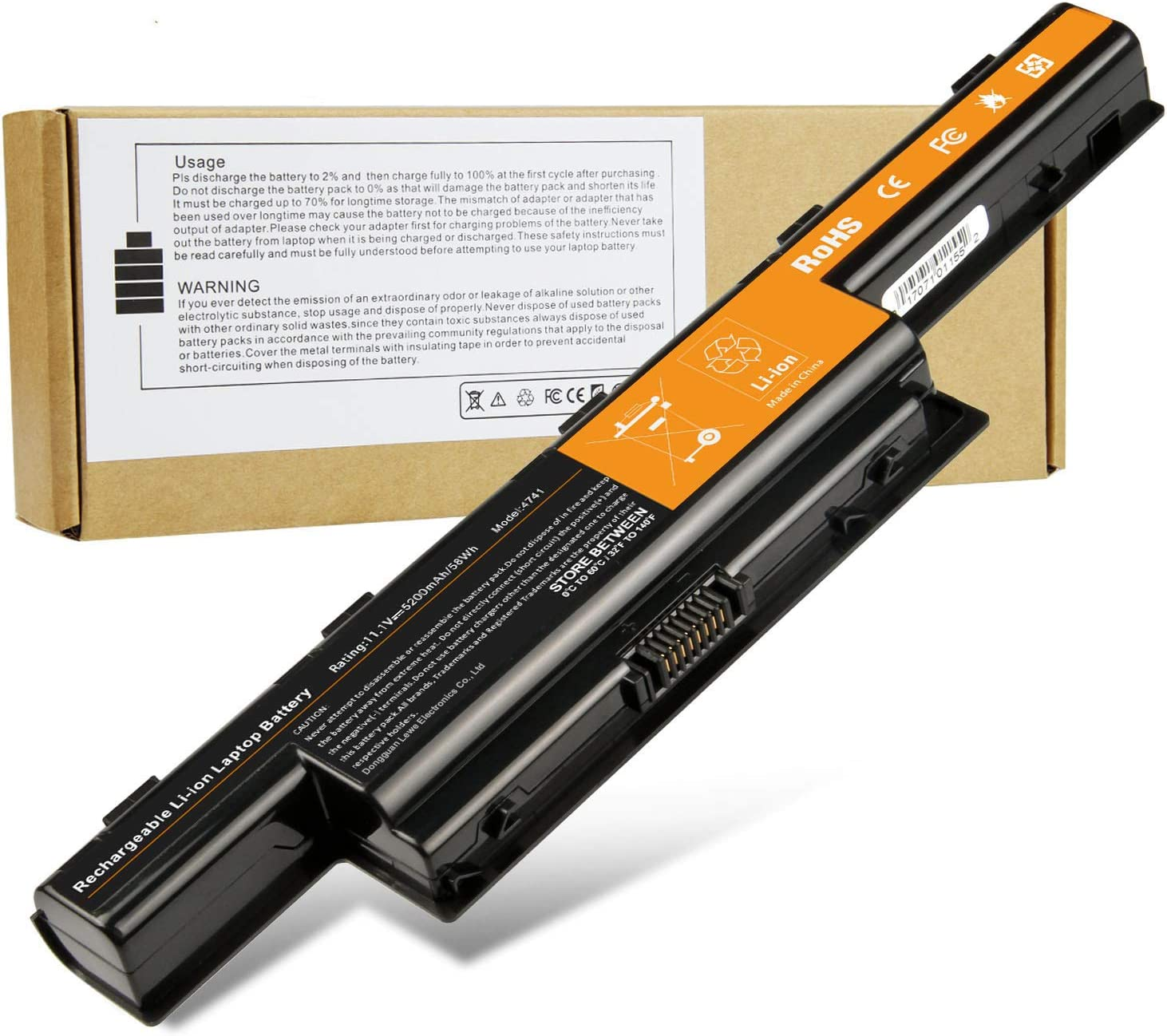 Fancy Buying AS10D51 Regular dealer Laptop Battery AS10D31 Ultra-Cheap Deals Gateway for Acer AS1