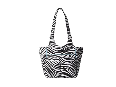 Ariat Mini Carry All (Zebra Stripe Print) Shoulder Handbags