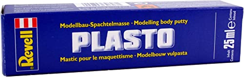 Revell - 39607 - Accessoire - Mastic pour Maquette-Tube Mastic