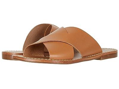 Soludos Paros Slide Sandal (Tan) Women