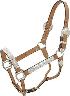 Tough 1 Royal King Silver Show Horse Halter