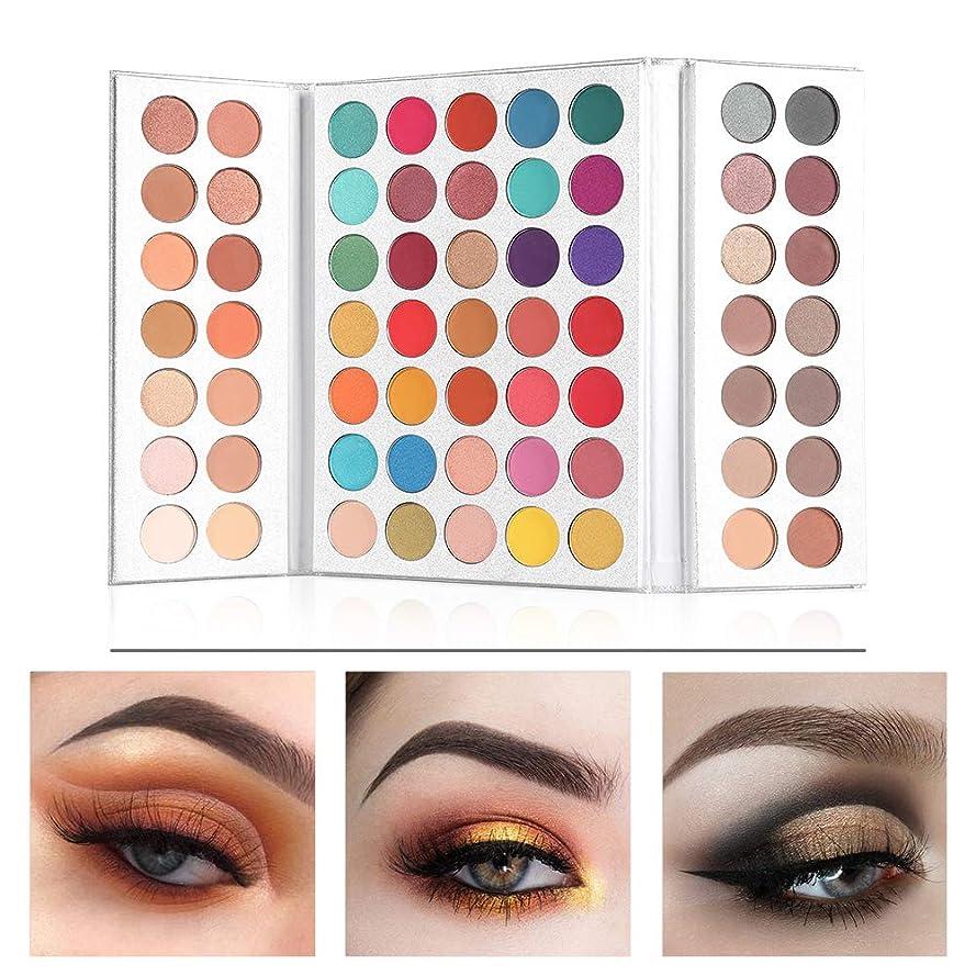 列挙するカフェ自動美しさ艶をかけられたアイシャドーパレット構造63色キラキラ柔らかいきらめきマットソフトスモーキーヌード簡単に着用非常に顔料アイシャドーパレットパウダー化粧品パレット Beauty Glazed Eyeshadow Palette Makeup 63 Colors Glitter Soft Shimmer Matte Soft Smoky Nude Easy to Wear Highly Pigment Eye Shadow Pallet Powder Cosmetics Pallet