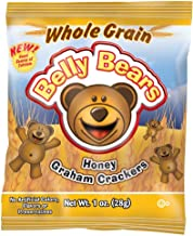 Mrs GoodCookie Belly Bear Honey Graham Cookies, 1 Ounce -- 200 per case.