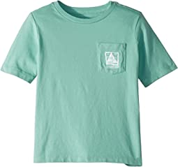 Short Sleeve Simple Sail Pocket Tee (Toddler/Little Kids/Big Kids)