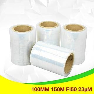 Rotolo da 100 mm x 150 metri di pellicola per imballaggi di pallet