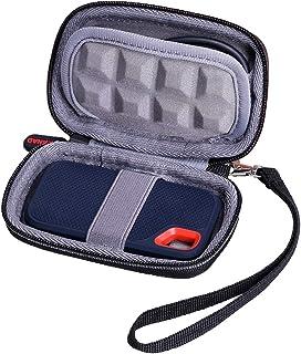 XANAD Estuche Rígido para SanDisk Extreme SSD Portátil SSD 1TB/2TB/250GB/500GB