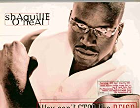 Shaquille O'Neal ~ You Can't Stop The Reign (Original 1996 T.W.IsM. / Interscope Records INT2-90087 Double LP Vinyl Album Set NEW Factory Sealed in the Original Shrinkwrap Features 17 Tracks ~ See Seller's Description For Track Listing With Timing)