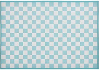 YeulionCraft DIY Self-Adhesive Silk Screen Printing Stencil Mesh Transfers for Decoration Wooden Board,T-Shirt,Ceramic Tile,Pillow Fabric,Painting, Checkerboard