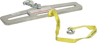 Vestil LM-HP4-S Swivel Lift Master Hook Plate, 24