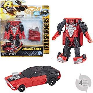 Hasbro Transformers 6 Energon Igniters Plus Figur Bumblebee E2087 9