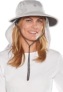UPF 50+ Women's Men's Explorer Hat - Sun Protective