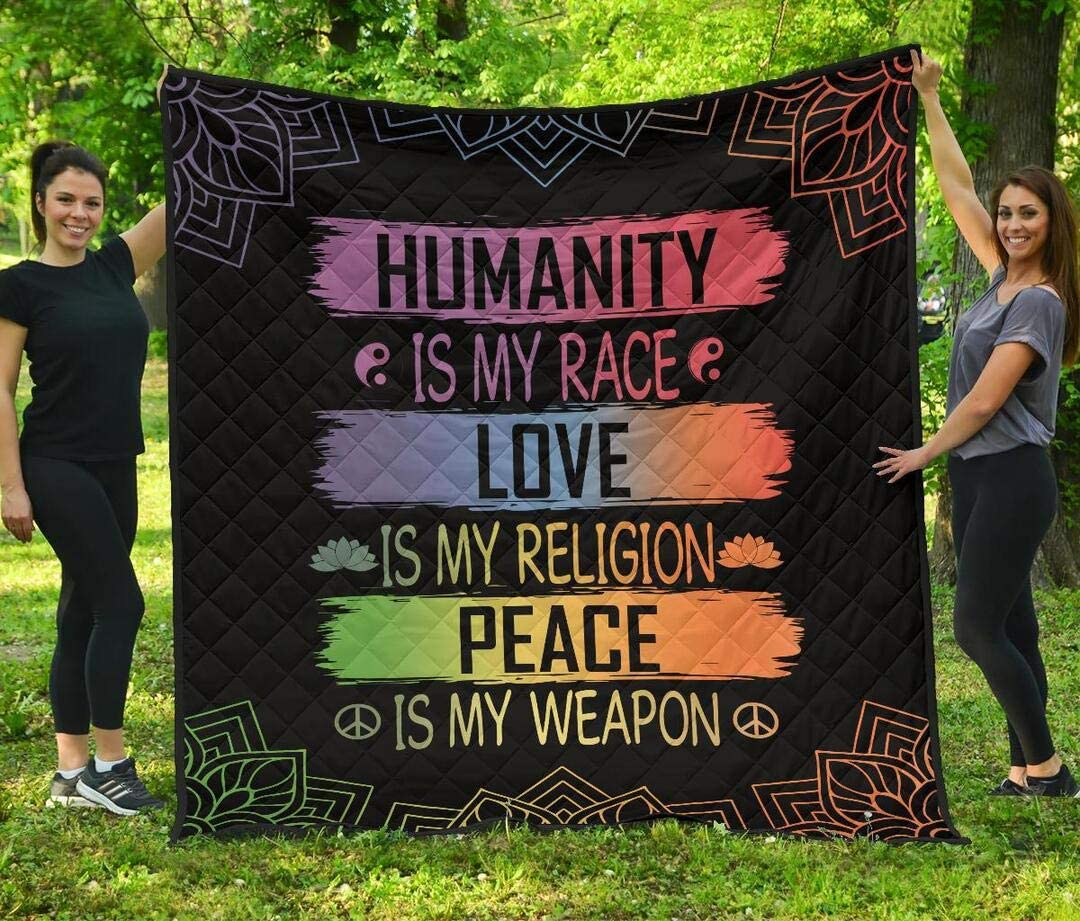 cheap Personalized Hippie Quilt Gift for Your Wi Lovers Mom Challenge the lowest price of Japan My Dad to