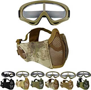 Best steel face mask motorcycle Reviews