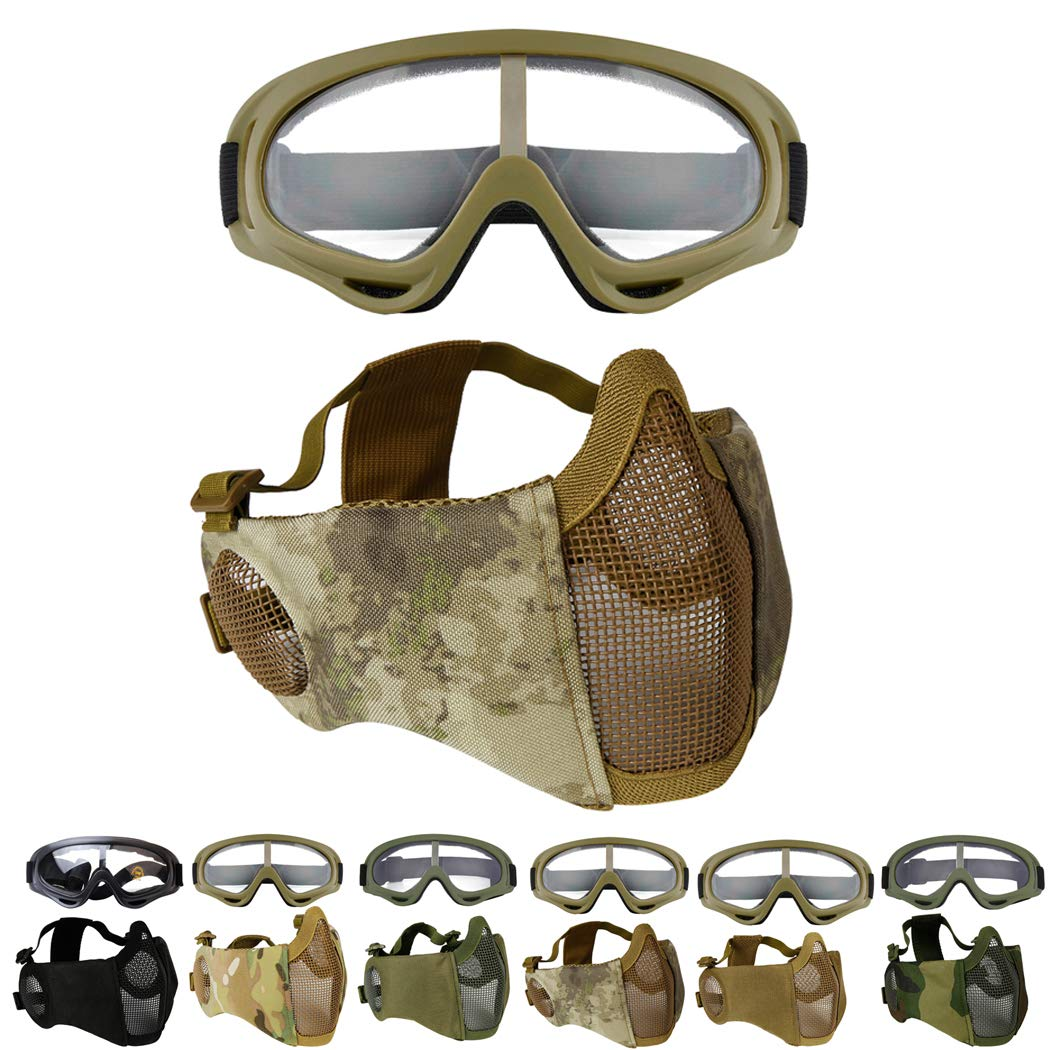 Outgeek Protective Protection Comfortable Children