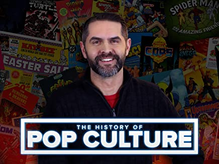 The History of Pop Culture