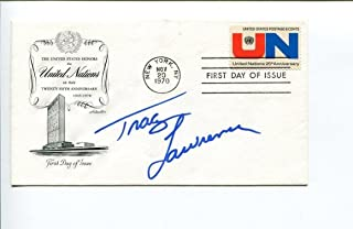 Tracy Lawrence Country Music Singer Signed Autograph FDC