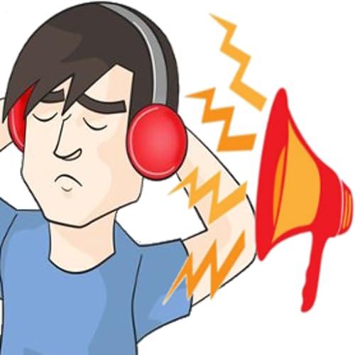 Lärm zu Lautstärke
