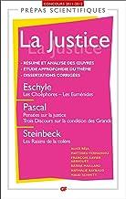 Livres La Justice: Eschyle, Les Choéphores. Les Euménides Pascal, Pensées sur la justice. Trois Discours sur la condition des Grands. PDF