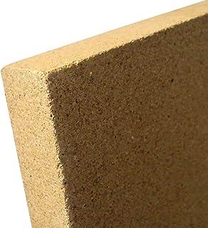 Vermiculite 3 cm 33 X 41 cm Brique Réfractaire Argile Réfractaire Rechange