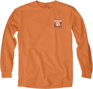 NCAA Overdyed National Championship Long Sleeve Tee