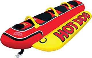 hot dog inflatable towable
