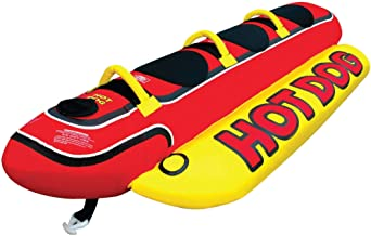 HOT DOG 3 Person Towable Tube