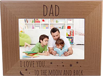 Fathers Day Birthday Photo Frame gift personalised Best Friend Dad Daddy Grandad